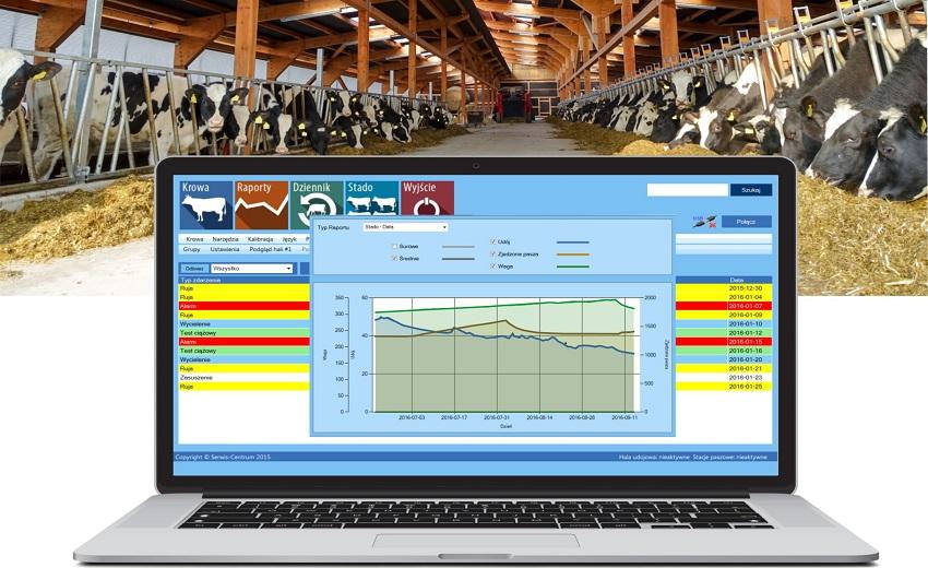 KOMPAS FARM Herd management system